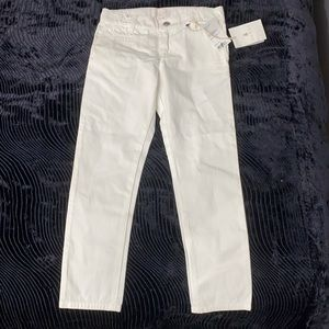 White Gucci Children's Pant